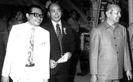 Liem Sioe Liong dan Soeharto